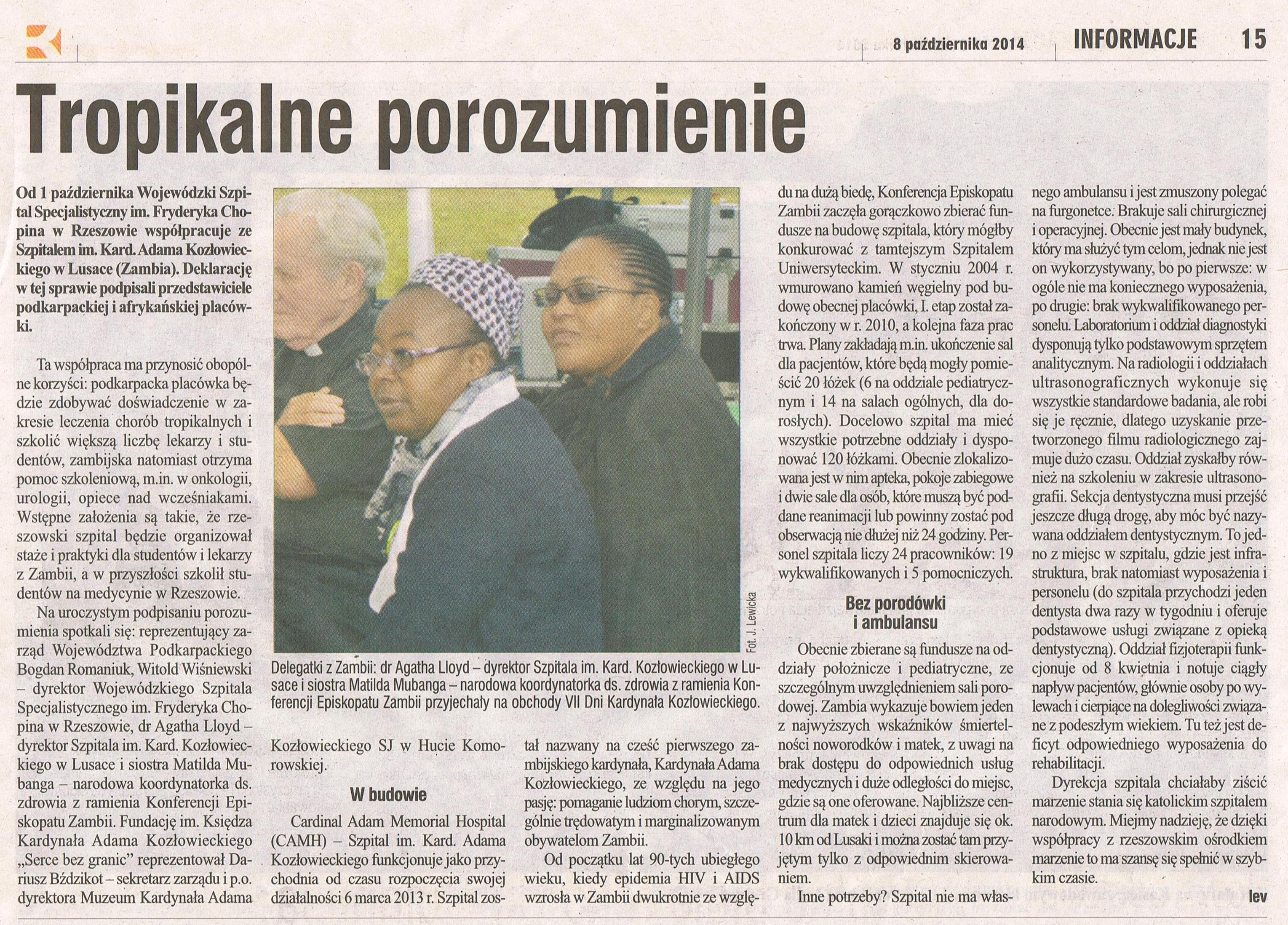Korso Kolbuszowskie, 08.10.2014