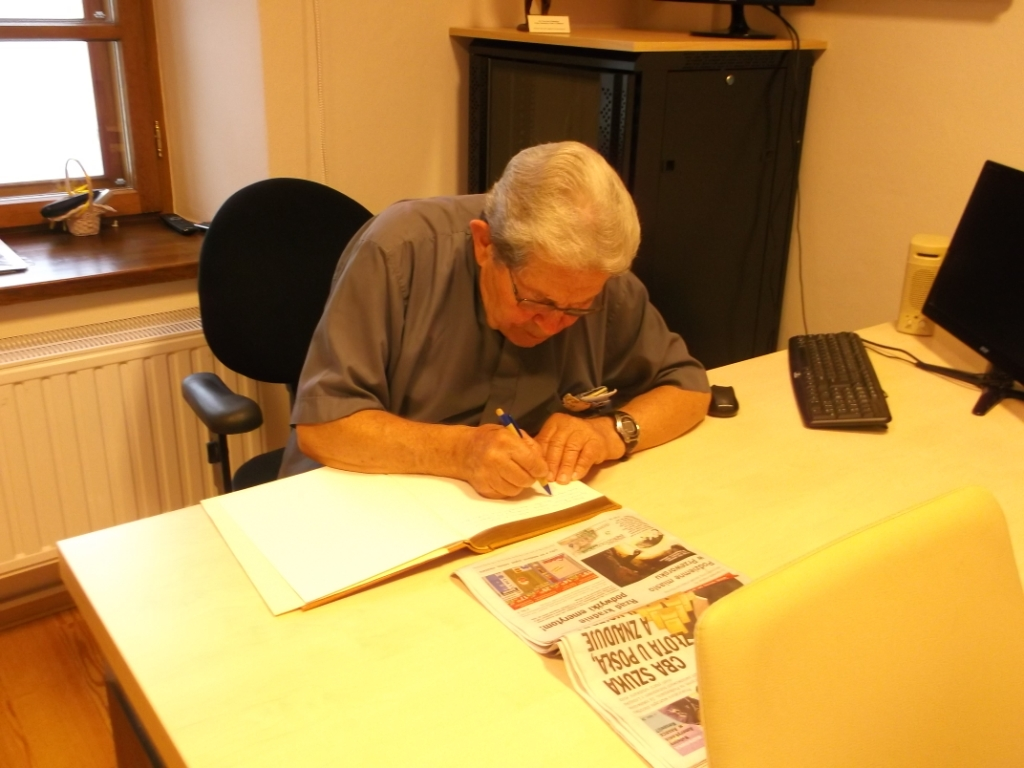 Ks. Franciszek Woda SJ, 21.07.2014