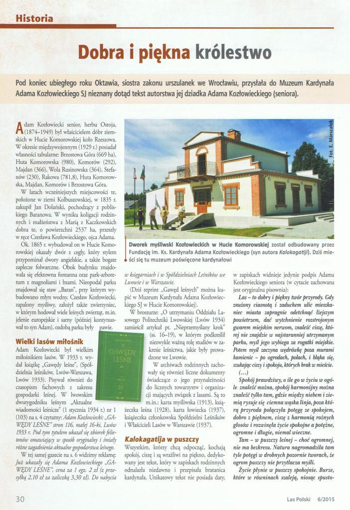 Las Polski, str. 1