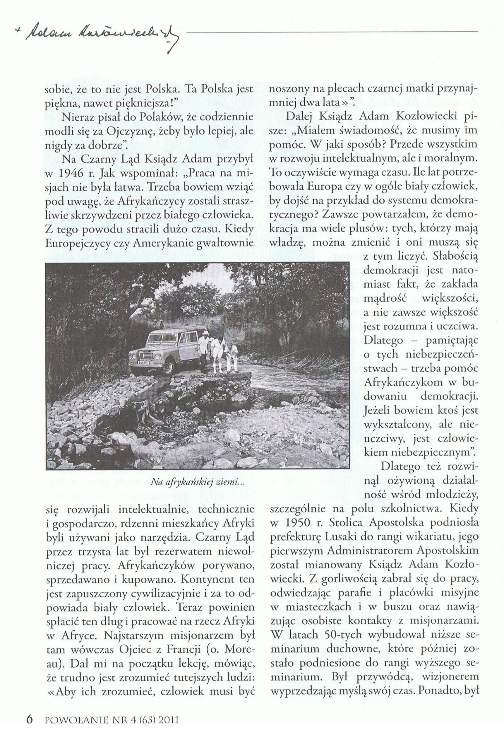 Powołanie, str. 10
