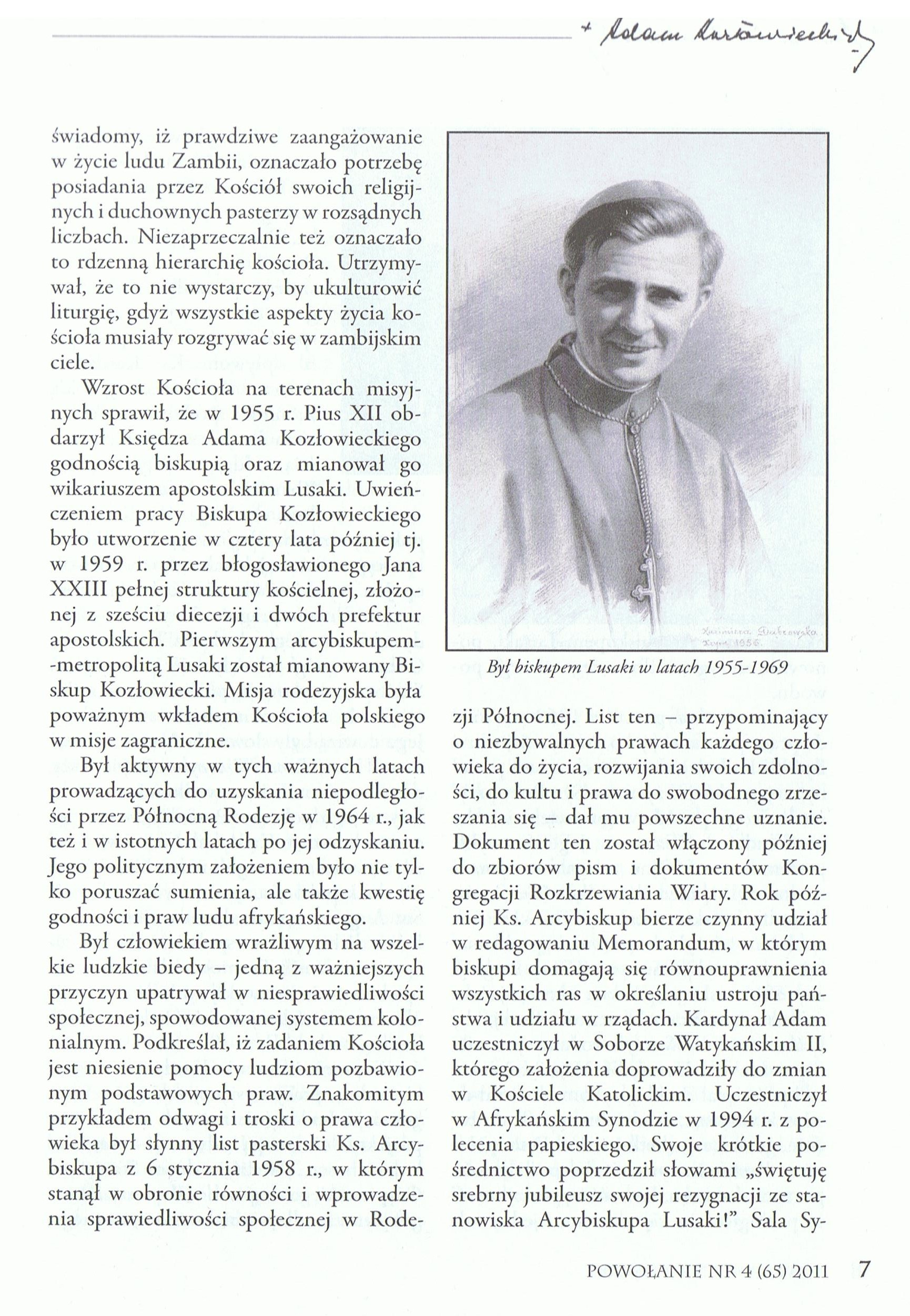 Powołanie, str. 11