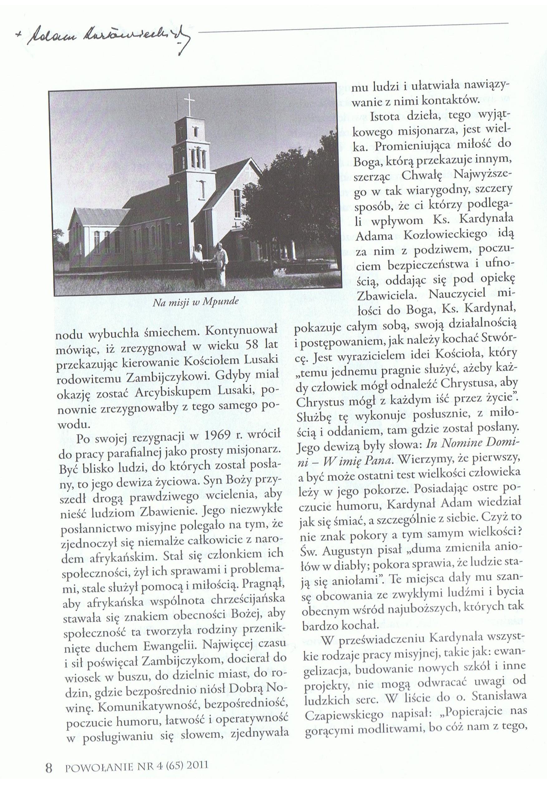 Powołanie, str. 12