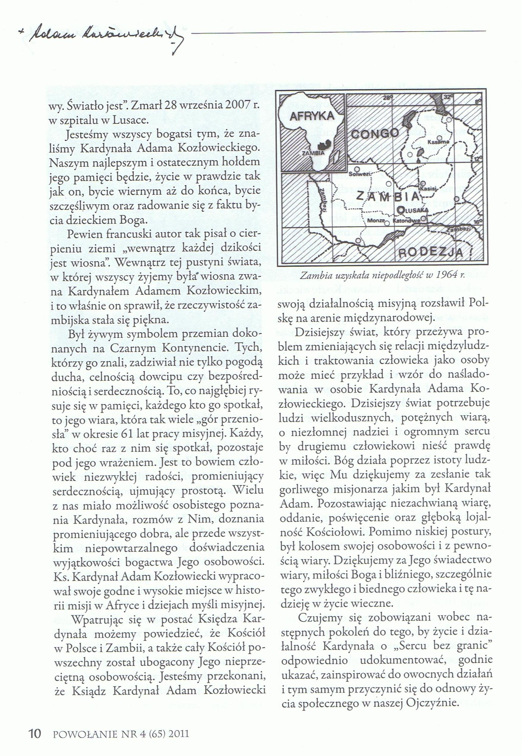 Powołanie, str. 14