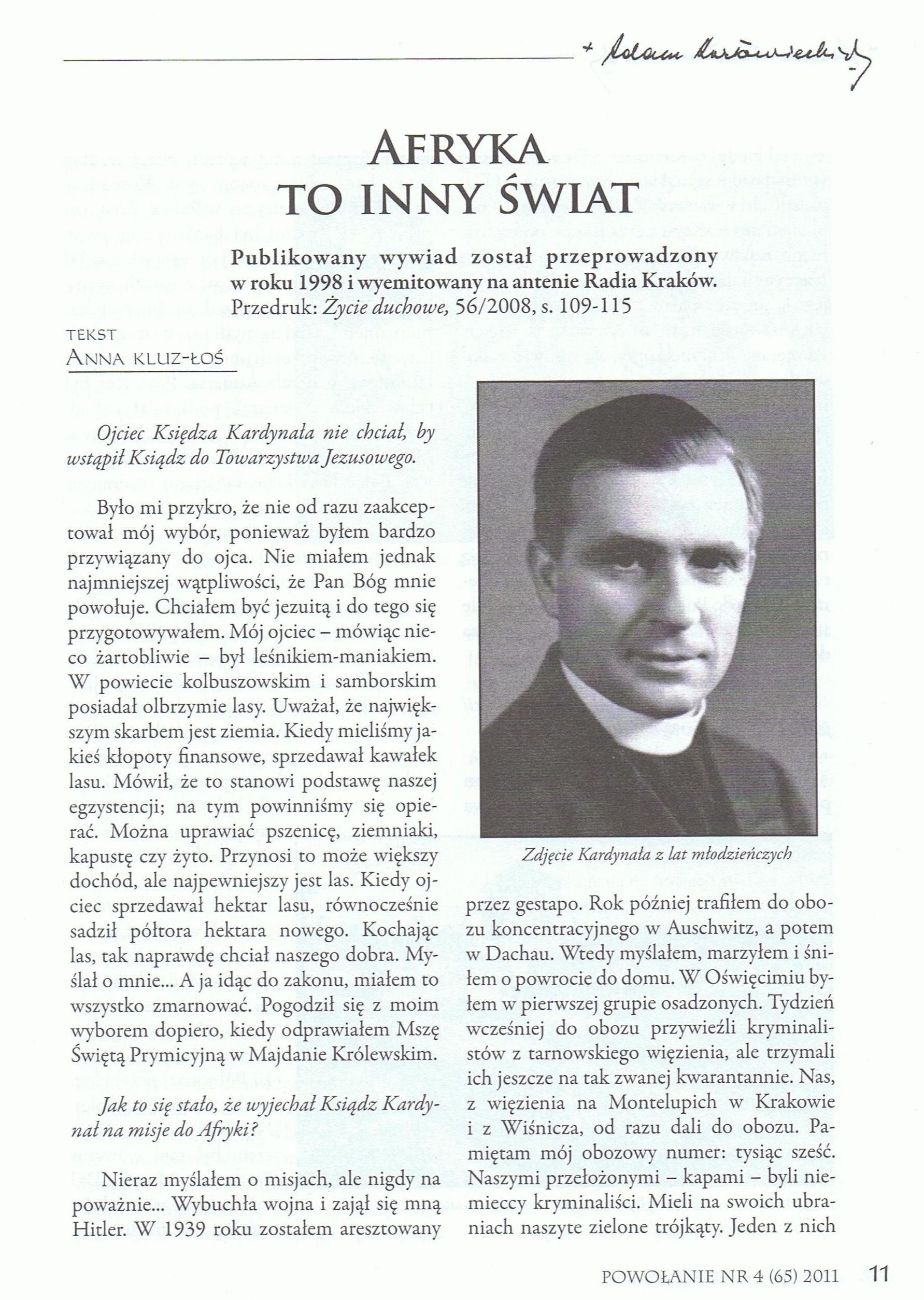 Powołanie, str. 15