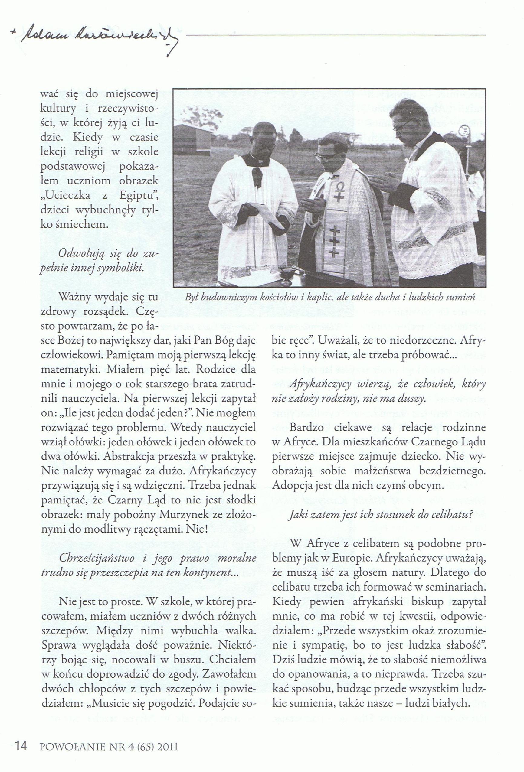 Powołanie, str. 18