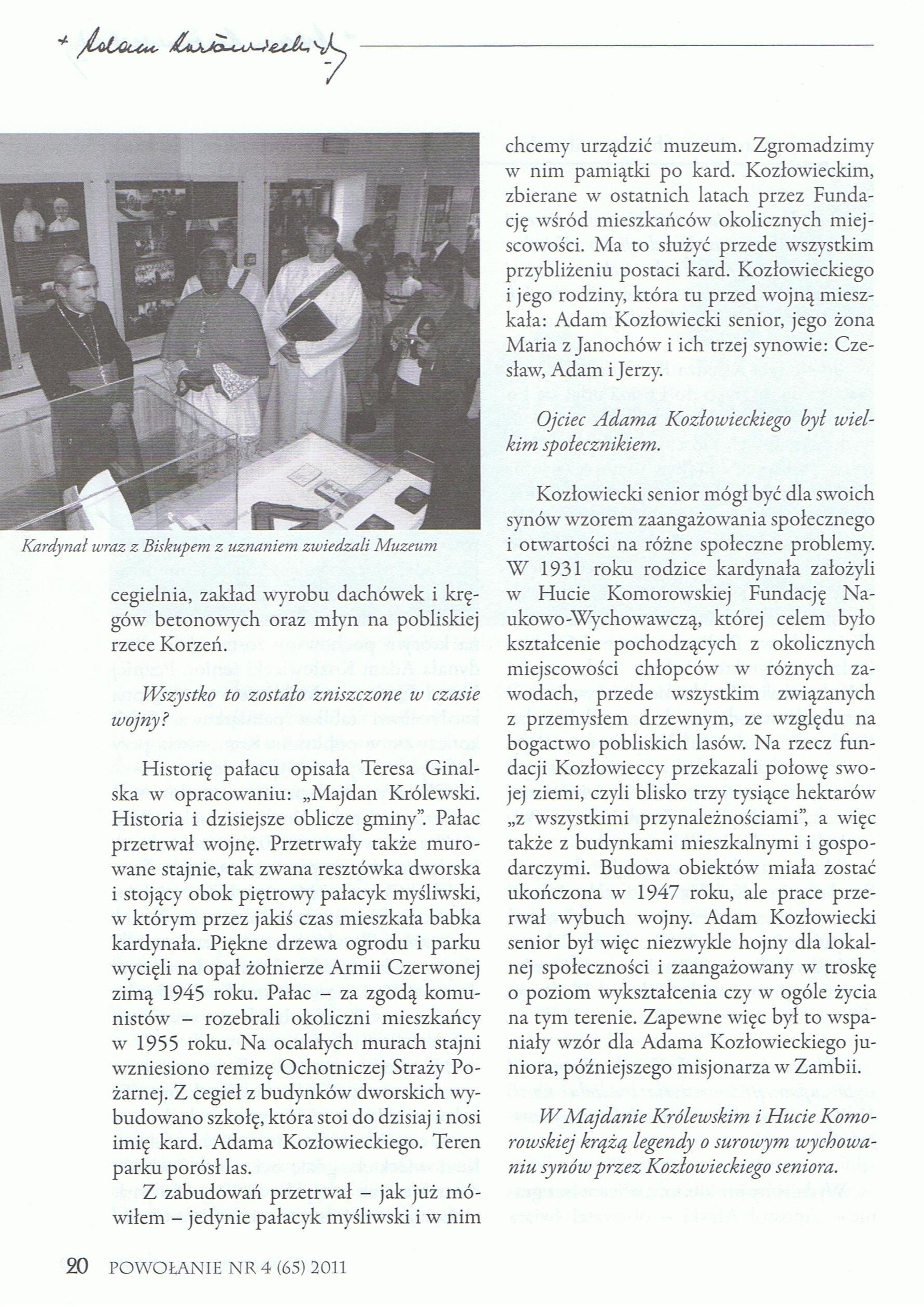 Powołanie, str. 24
