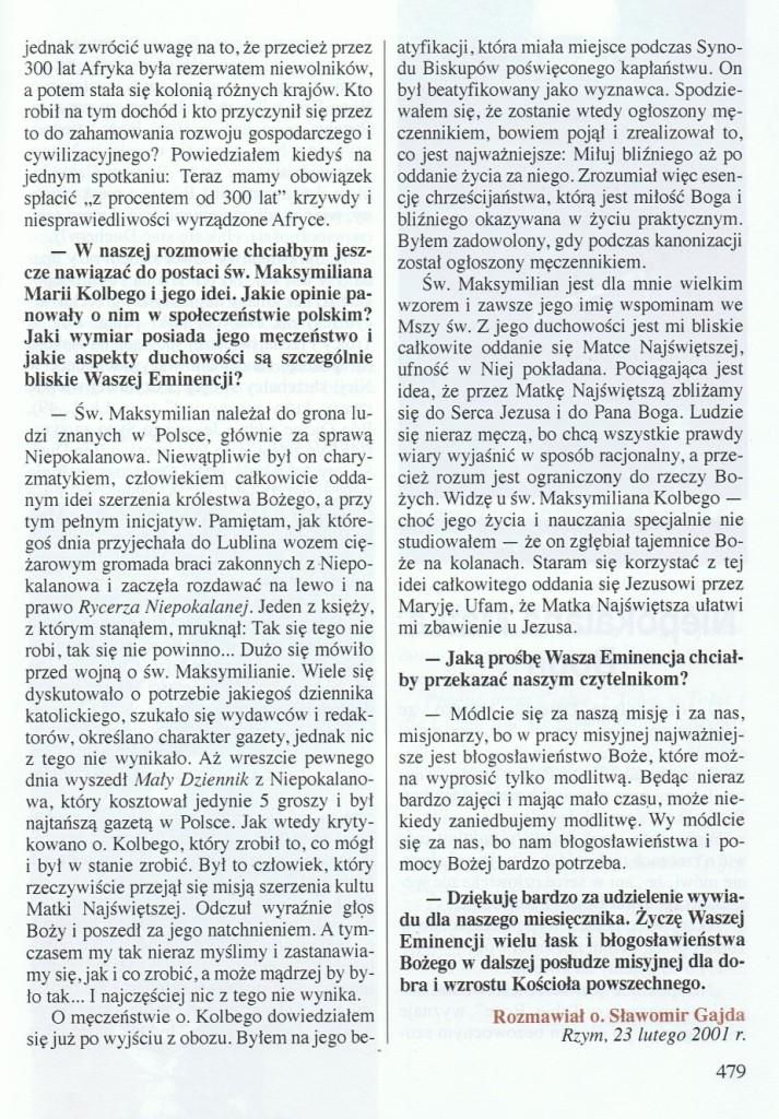 Rycerz Niepokalanej, str. 7