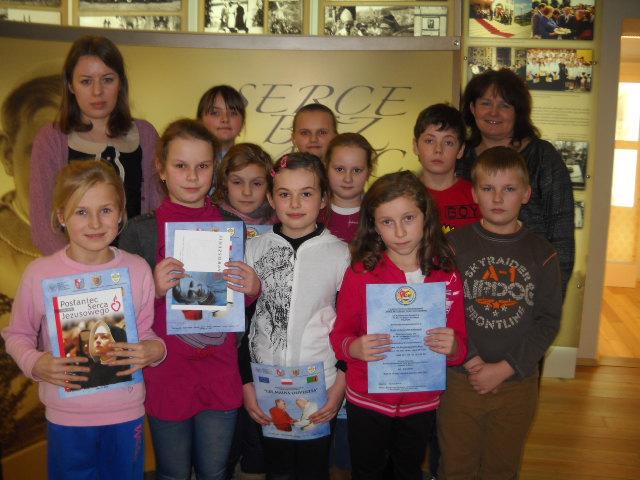 SP Wola Rusinowska, 14.02.2014