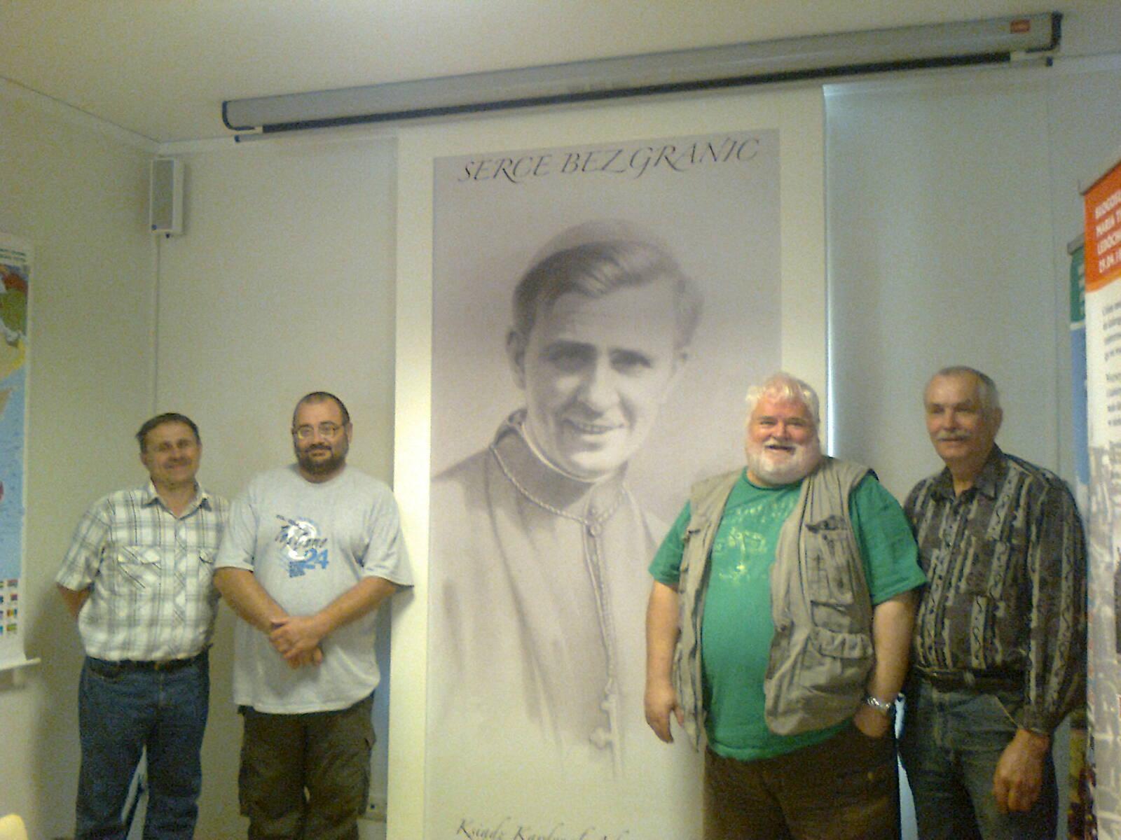 Wizyta misjonarzy
