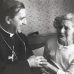 Kozłowiecki i mama ks. Edwarda Franuszkiewicza