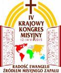 Logo - IV Krajowy Kongres Misyjny